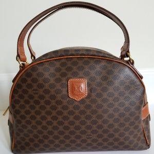 Celine Classic Brown Signature Handbag
